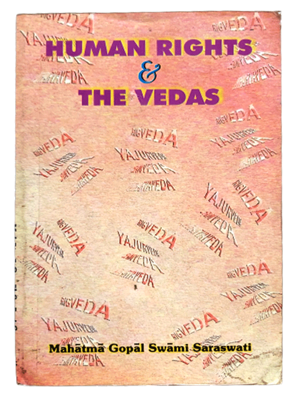 Human Rights & Vedas